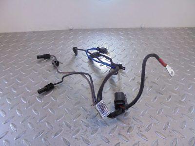 2015 BMW F20 120D B47D20A. 8516246 Glow/Heater Plug Wiring Loom