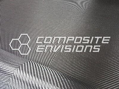 Carbon Fiber Fabric 2x2 V-Twill 3k 203.43gsm/6oz  50