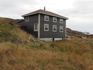 WILLIAM RUSSELL PREMISES, TICKLE COVE, NL