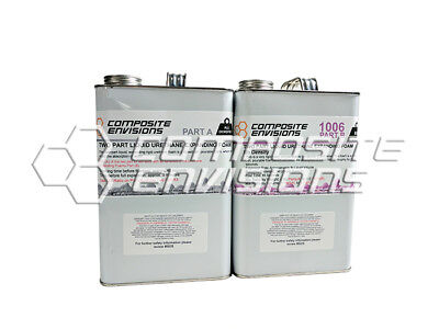 Two Part Liquid Urethane Expanding Foam 8-lb Density - Kit Size 1.8 Gallons