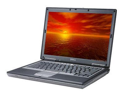 Dell Latitude D620, Core 2 Duo 80G to 120GB 4GB, WiFi Windows 7, 1 Year Warranty ()