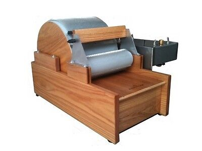 """Large """"Big brother"""" Motorized electric brother drum carder"""