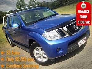 2012 Nissan Navara Dual Cab Utility - Own It From Only $130/wk! Mount Gravatt East Brisbane South East Preview