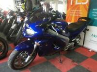 2001 TRIUMPH SPRINT SPRINT SPORTS BIKE