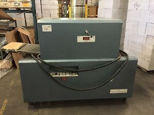 Used RBS ACT2010 Mesh Belt Shrink Tunnel (106)