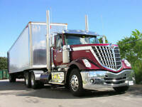 TRUCKERS' GROUP DISCOUNTS ON TIRES &12-15¢/L OFF DIESEL