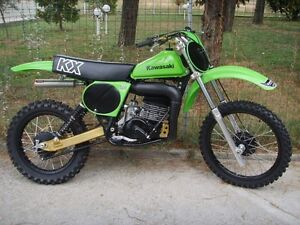 Wanted 1978-1979 kx 125 or 250