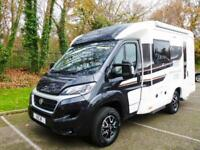 2018 SWIFT BESSACARR 512, LUX PACK, CANOPY, CAMERA SOLAR PANEL, MOTORHOME