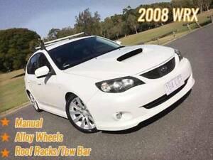 2008 Subaru Impreza WRX G3 Manual AWD MY08 Mansfield Brisbane South East Preview
