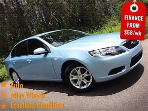 2010 Ford Falcon Sedan - Own It From Only $58/wk! Mount Gravatt East Brisbane South East Preview