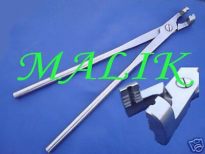 Equine Molar Forceps 17.5 Veterinary Instruments New