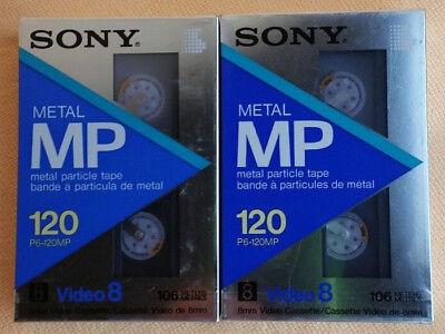 Кассеты и диски 2 NOS Sony