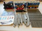 LEGO - Trains - 7710 - Stoom Trein Push-Along Passenger Stea