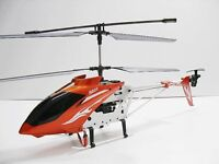 LARGE SYMA S031G GYRO 3.5CH RC RADIO REMOTE CONTROL HELICOPTER