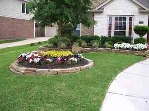 Custom landscaping and garden builds. Shawn's Call contracting London Ontario image 5