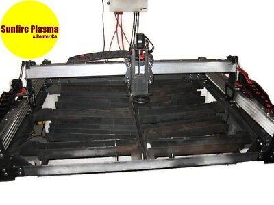 Diy 4x4 Cnc Plasma Cutting Table Cnc Wood Router Table Cnc Gantry Kit