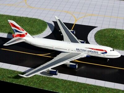 Gemini Jets 1/400 BRITISH AIRWAYS 747-400 G-CIVW GJBAW871 Rare Sold out for sale  Aylesbury