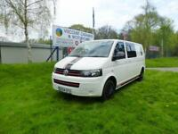 2014 Volkswagen VISCOUNT FREESTYLE DAY VAN, HEATING, 6 SEATS FRIDGE, MOTORHOME