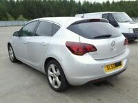 Vauxhall Astra j 1.6 petrol breaking parts