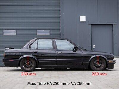 AP Tieferlegungsfedern BMW 3er E46 330d 40//00mm Federn FS20-226