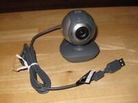 Brand New Logitech C500 Webcam - 1.3 megapixel video - 5 megapixel camera