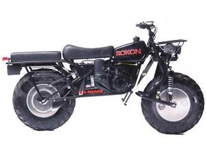 Rokon 2/wd Off Road Bike