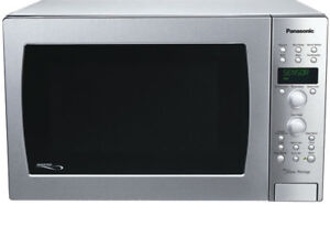 Stainless Steel Panasonic Microwave Convection Oven