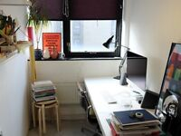 SELF CONTAINED ROOM IN CREATIVE STUDIO