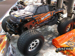 NEW HPI Savage Octane Monster Truck 4x4 RC Pick up RTR Toy Hobby