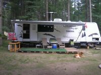 2009 Dutchmen Tundra travel trailer