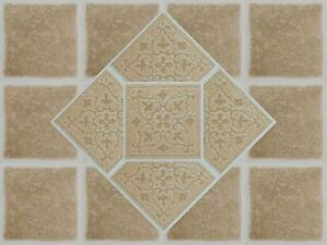 peel and stick wall tiles sandstone 4 quot x4 quot 3 square