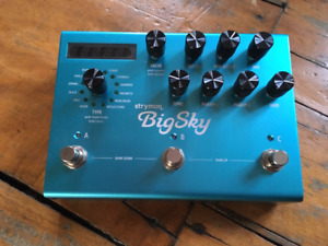 Strymon Big Sky $375