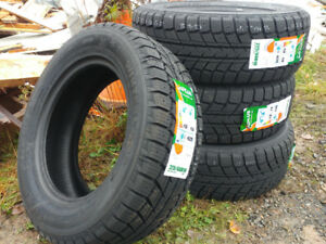New 225/60R16 winter tires, $400 for 4 (Studdable)