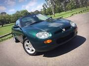 1999 MG F Roadster Manual British Racing Green Norman Park Brisbane South East Preview