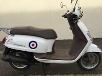 Sym fiddle 125 2009 very clean £725 and others from £725