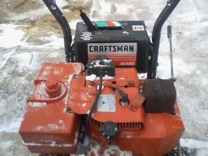 Sears   Craftsman snow blowers Cambridge Kitchener Area image 5