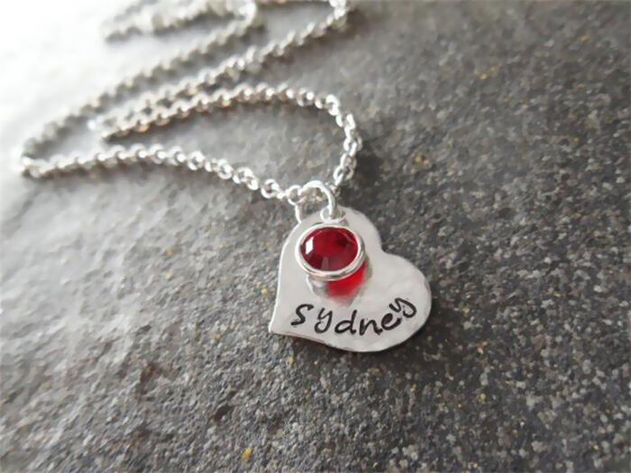 Top 3 Personalised Necklaces for Children