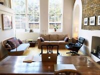 Short Term - Office / Desk Space / Film & Photography £22 per day Hackney