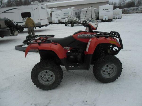 2006 Arctic Cat 500cc