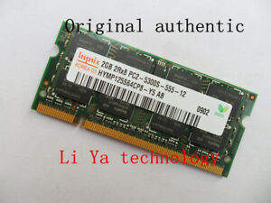 DDR2 $5 - $15 and DDR3 $40 Laptop Ram memory