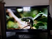 Hitachi 32HXC01U 32'' HD Ready LED TV With Built In Freeview