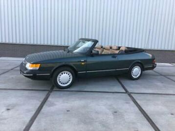 Saab - 900i cabrio Royal Viking - 1991