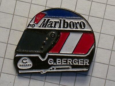 PIN MARLBORO - G.BERGER - FORMEL 1 (AN2255)
