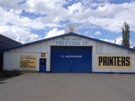 Burnett Printing Kingaroy South Burnett Area Preview