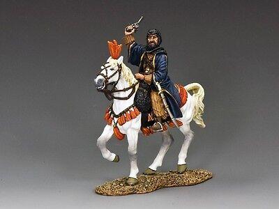 King & Country Soldier LOA003 Lawrence Of Arabia Sheikh Auda Abu Tayi 1/30 Scale (Sheik Arabia)