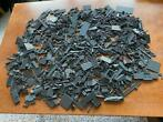 LEGO - Assorti - Grand lot de pierres gris foncé 2KG