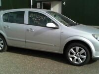 Vauxhall Astra h 1.9 cdti breaking parts
