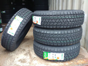 New 215/70R16 winter tires, $420 for 4
