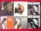 Billie Holiday - Nice Lot With 6 Albums (1 double) Of This J