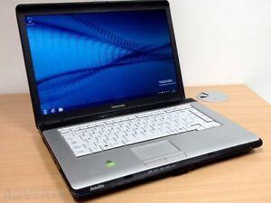 Portable Toshiba Satellite A210 (Black)